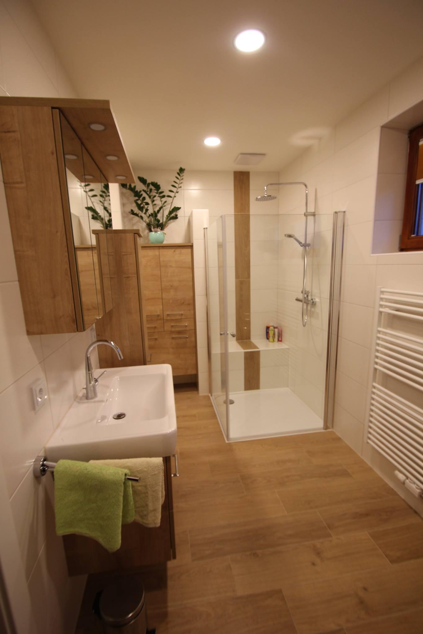 Badsanierung mit Barrierefreier Dusche